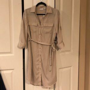 New York & Company Portfolio Knee-Length Dress